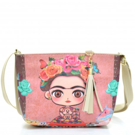 Cross Trina Frida Beige