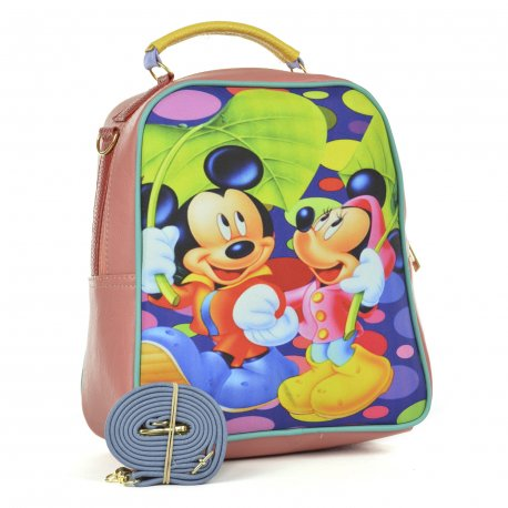 Backpack Meily Jumbo M&M Impermeables