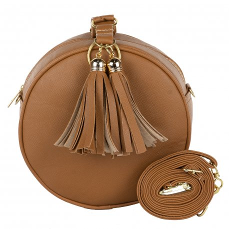 CROSSBODY DENIS CAMEL